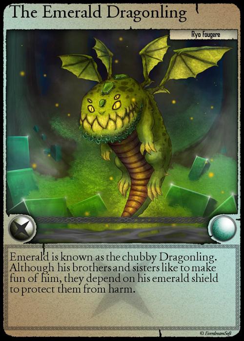 EmeraldDragonling